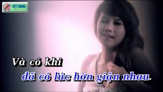 Người tôi yêu Cao Trung karaoke ( only beat )