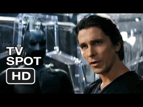 The Dark Knight Rises - UK TV SPOT (2012) HD