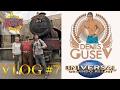 Влог Дениса Гусева #7. Майами Ч-5: парки развлечений, полет на Слинг Шот.