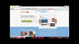 TUTORIAL: Como hacer un blog, Pagina web o Red Social Gratis *NUEVO 2013*