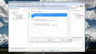 Beginner Java Tutorial #6 Comments, Arguments and Parameters