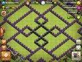 Clash of Clans - Best TH 10 Defense + Level 4 P.E.K.K.A Attack!!!