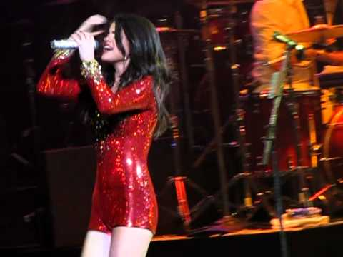 Hit The Lights - Selena Gomez San Jose 12/13/11 TRIPLE HO SHOW