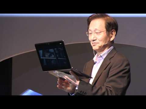 ASUS TAICHI Official Presentation - Computex 2012