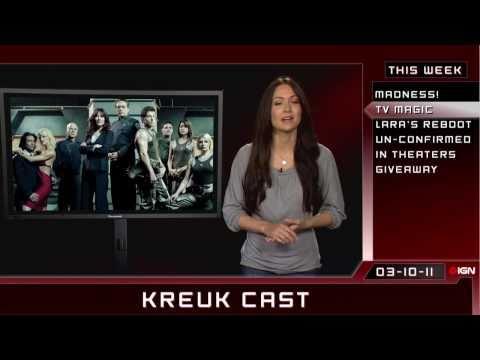 IGN Weekly -Wood - New Tomb Raider Movie & De Niro in Uncharted? - IGN Weekly -Wood: 03.10.11