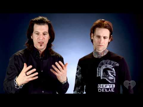 Buckcherry on their Top 5 Favorite Albums (at iheartradio)