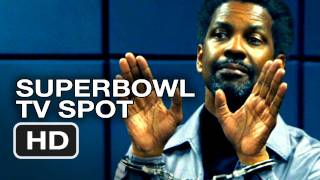 Safe House SUPER BOWL TV Spot - Denzel Washington Movie (2012) HD