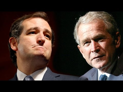 Papantonio: George W. Bush Helped Lower The Bar For Ted Cruz