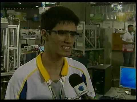 Olimpíadas do Conhecimento - Repórter Rio