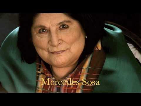 Mercedes Sosa - Sólo le pido a Dios
