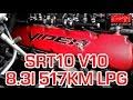 Montaż LPG - Dodge Ram SRT 10 V10 8.3l 517KM 712Nm - instalacja LPG KME NEVO