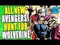 marvel fresh start brings avengers #1! more hunt for wolverine & dc nation (preview picks 4/30/2018)