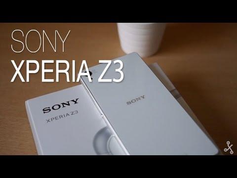 Sony Xperia Z3, review en español