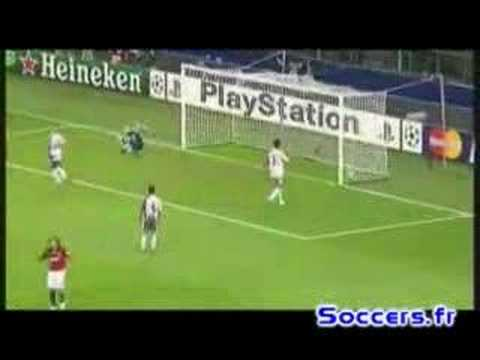 Les plus beaux buts des coupes d-europe 07/08