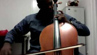 Christmas Carol- Away in a Manger -Hip-Hop Cello