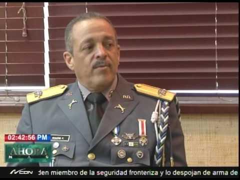 Jefe PN dice reforma policial cae como anillo al dedo a la institución