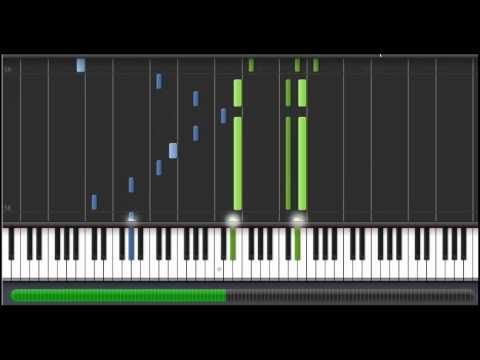 (How to Play) My Heart Will Go On (Rose Titanic Theme) on Piano (50%)