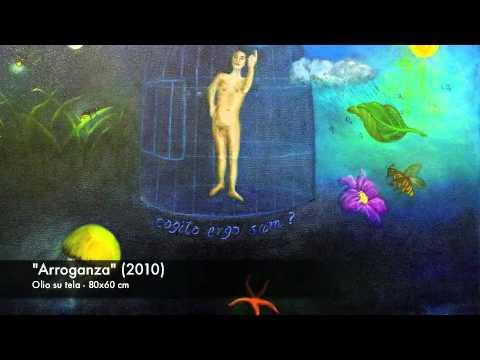 """""""...Sono quantica"""", mostra personale di Donadella Casolari - Allestimento & opere nel dettaglio"""