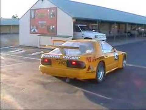 Mazda RX-7 FC Rotary Sports Sedan Part3