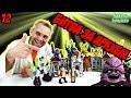 ДОКТОР ЗЛЮ: открытие LEGO ЛЕЧЕБНИЦЫ АРКХЕМ! Часть 12!