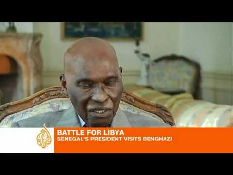 Interview: Abdoulaye Wade, Senegal president