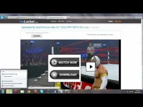 WWE TLC 2012 fullshow
