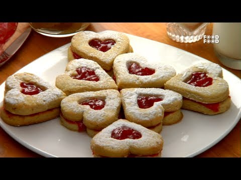 Jam cookies - Mummy Ka Magic