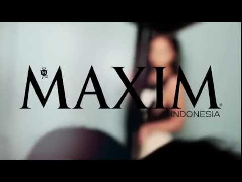 Maxim Indonesia Photo Shoot