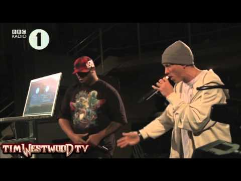 Handicap Match - Eminem vs Justin Bieber - freestyle rap on Westwood TV - Genesis XYZ