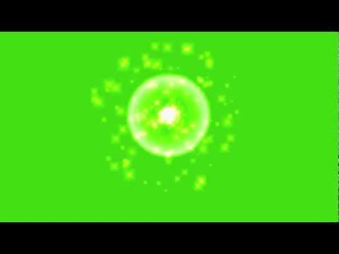 EFFETTI VIDEO BLU GREEN SCREEN SPACE EXPLOSION 1