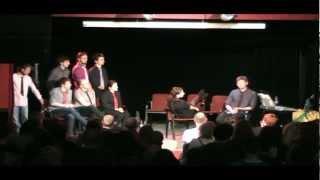 Grupy Impro - KWIK - Wielki Finał KWIKa: Talk Show (�ysiejący Patyk)