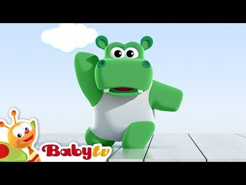 Hippo Dancing Ballet