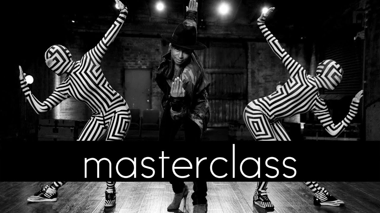 MASTERCLASS: (MIRRORED) Fatima Robinson Instructional PT 1 [DS2DIO]