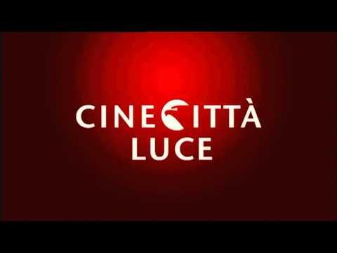 Cinecittà Luce Intro Logo
