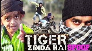 TIGER ZINDA HAI SPOOF  Indian Comedy