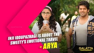 Watch Inji Iduppazhagi is About The Sweety's Emotional Travel - Arya Red Pix tv Kollywood News 27/Nov/2015 online