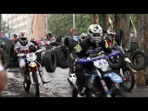 Road to Romania with Chris Birch e3 - Red Bull Romaniacs 2011