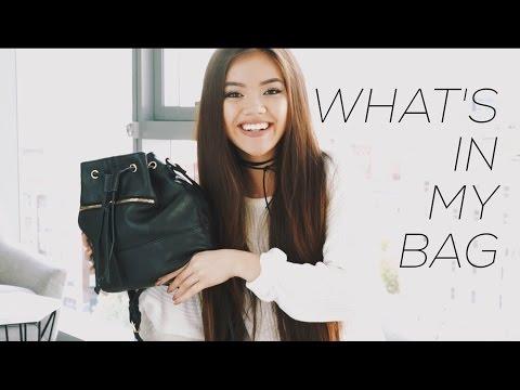 Whats In My Bag | viviannnv - UCX_GnBGo2Fjt5YRI4EUbvwQ