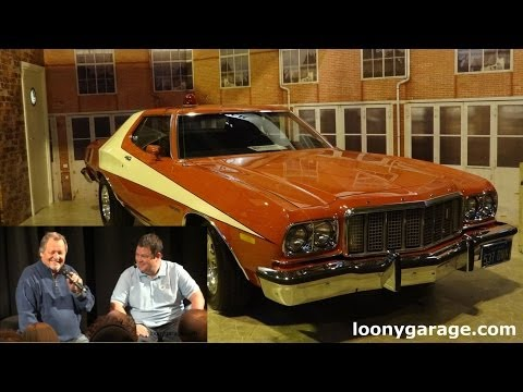 Starsky and Hutch Star David Soul Interview