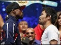 Manny Pacquiao Bold Statement About Mayweather Rematch 50-1 Gets Fans Hyped Up