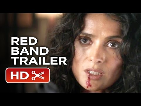 Everly Official International Trailer  - Salma Hayek Movie شاهد : تم إعلان فيلم سلمى حايك الجديد