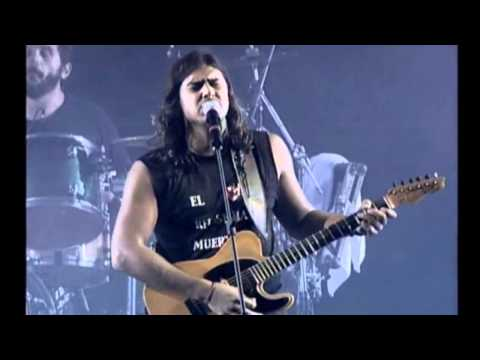 Mancha de Rolando - Chino (vivo DVD Vivire viajando) HD