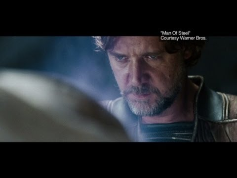 Russell Crowe: Man of Steel best Superman movie