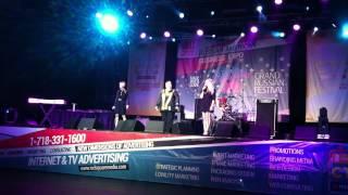 Видео выступления Девчонок из Житомира в США