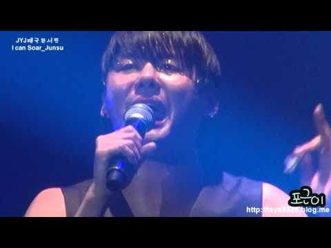 [taya8586]110402&03 JYJ Worldwide Concert in Bangkok - I Can Soar [Junsu focused]