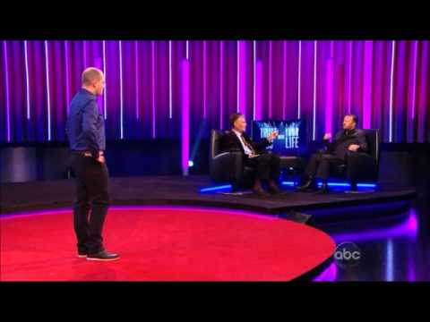 Trust Us WIth Your Life - Ricky Gervais - David Armand Mime