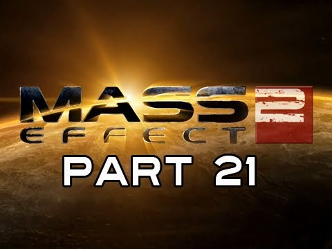 Mass Effect 2 Gameplay Walkthrough - Part 21 Rescue Tali Let's Play