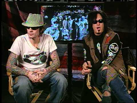 Gossip about Celebrities - Motley Crue Has Seen Some Crazy S#!t! Over the Years.