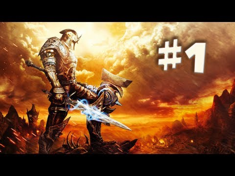 Kingdoms of Amalur Reckoning - Walkthrough - Part 1 (X360/PS3/PC) [Demo]