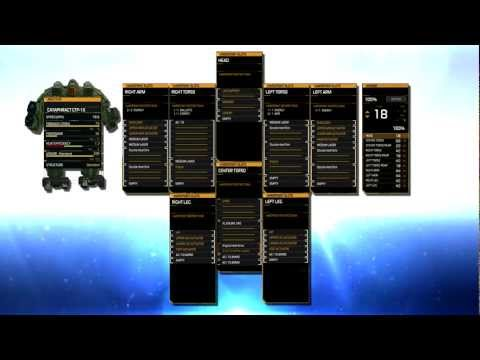 MWO: MechWarrior Online Cataphract 1X Build Speedaphract